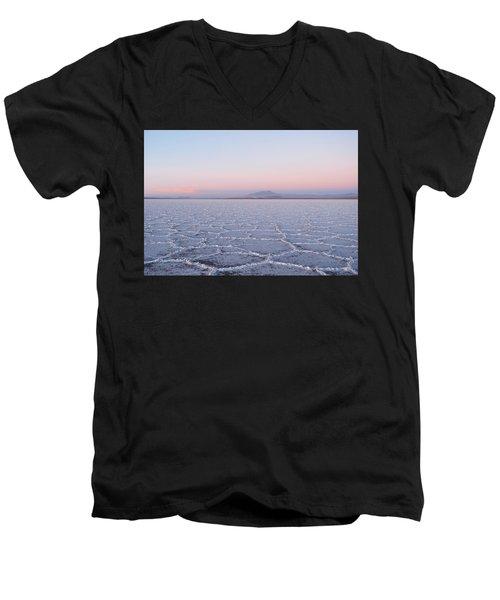 Salar De Uyuni No. 3-1 Men's V-Neck T-Shirt