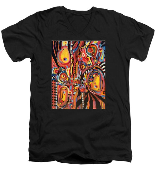Salvaje # 10 Men's V-Neck T-Shirt