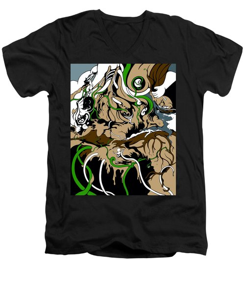 Sandbox Men's V-Neck T-Shirt