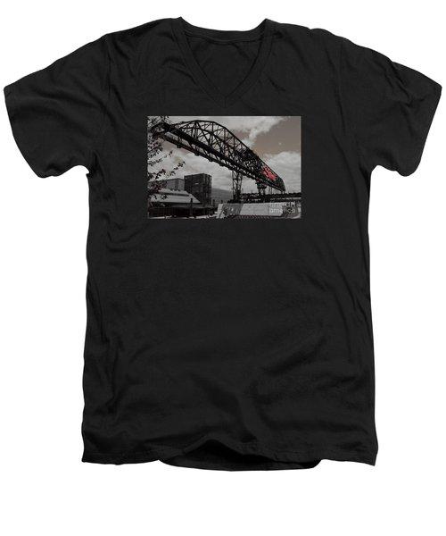Sands Bethworks Men's V-Neck T-Shirt