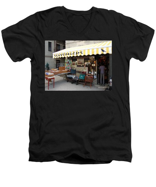 Scavengers Men's V-Neck T-Shirt