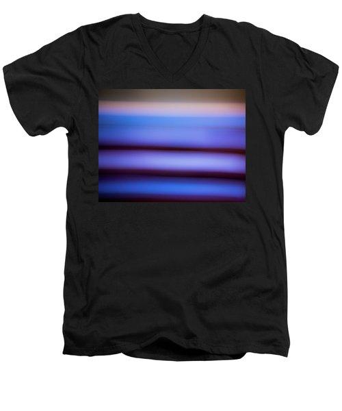 Sea To Land Men's V-Neck T-Shirt