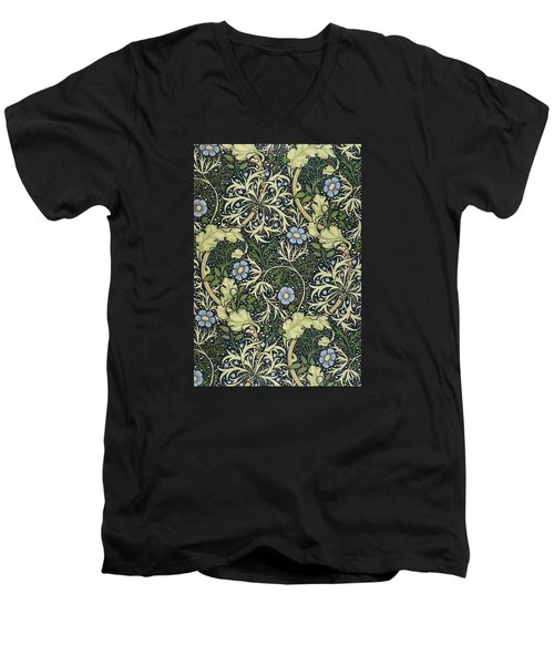 Seaweed Men's V-Neck T-Shirt
