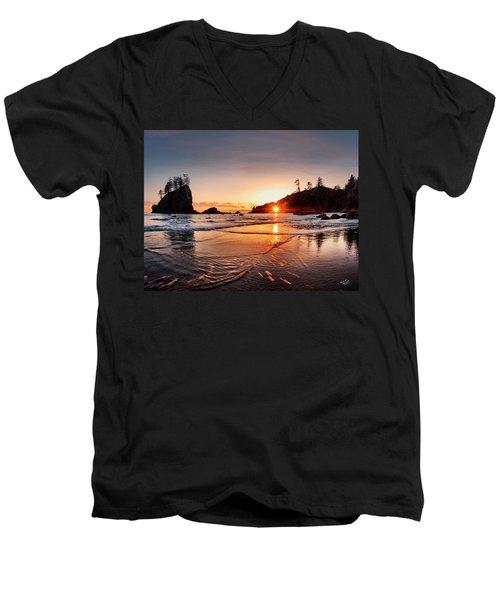 Second Beach 3 Men's V-Neck T-Shirt