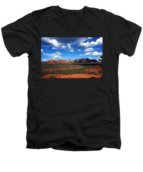 Sedona Men's V-Neck T-Shirt