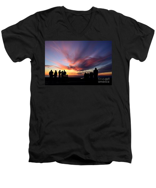 See How Precious People Are Men's V-Neck T-Shirt