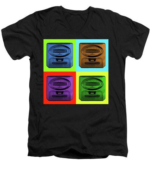 Sega Genesis Men's V-Neck T-Shirt