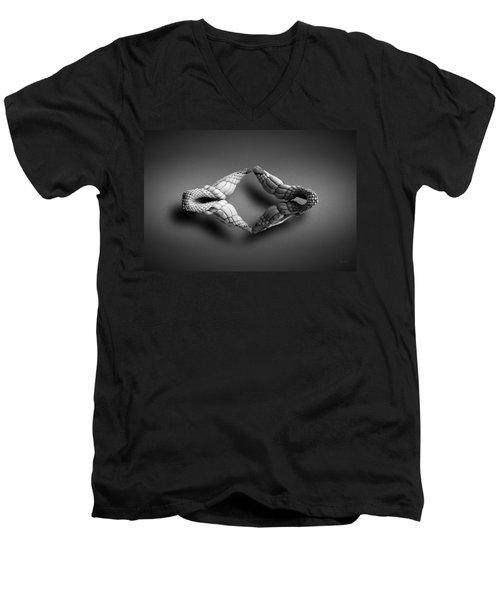 Selachimorpha Men's V-Neck T-Shirt