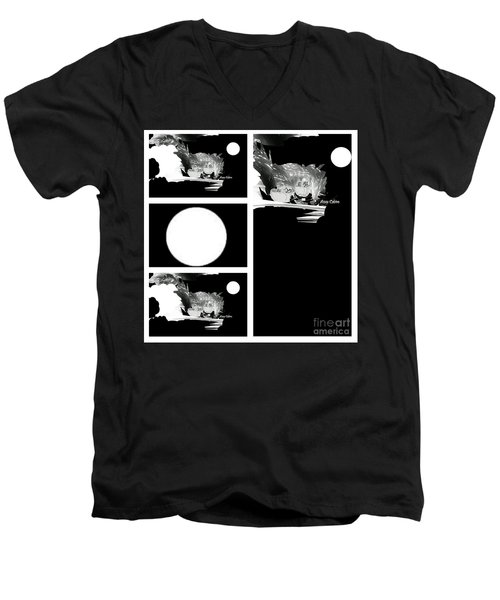 Selfless Women 5 Men's V-Neck T-Shirt
