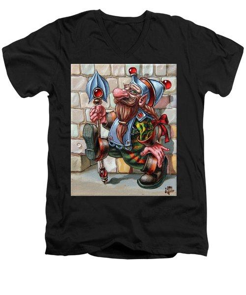 Sentinel Men's V-Neck T-Shirt
