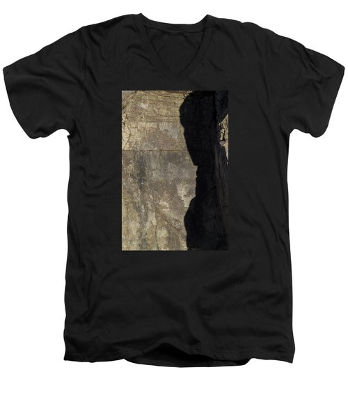 Shadow On The Stone Men's V-Neck T-Shirt