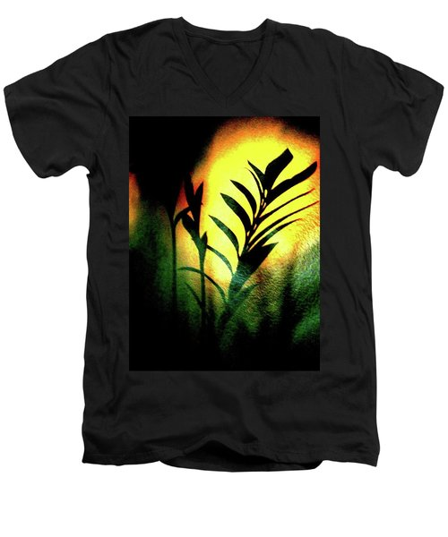 Shadow Men's V-Neck T-Shirt