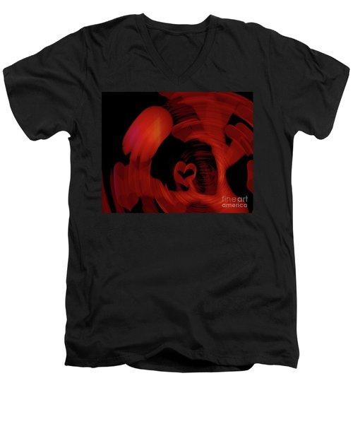 Shaken Men's V-Neck T-Shirt