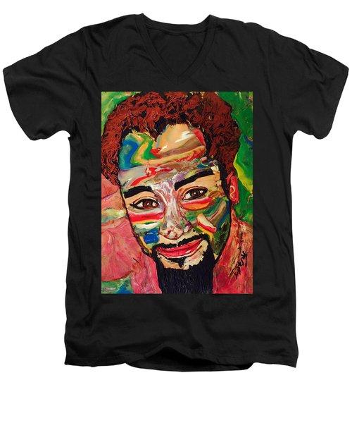 Shane Men's V-Neck T-Shirt
