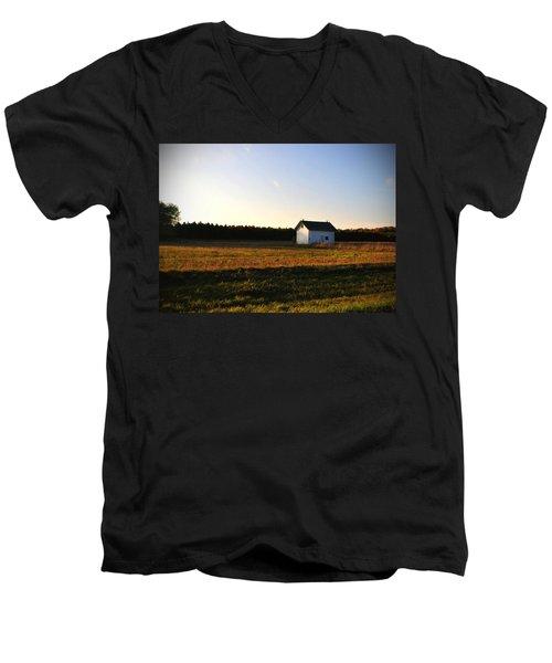Shed Men's V-Neck T-Shirt