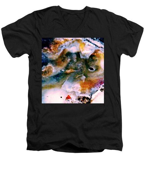 Shell Treasure Story Men's V-Neck T-Shirt