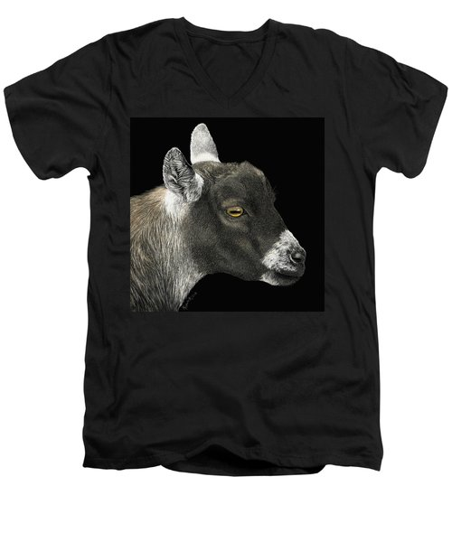 Show Goat Men's V-Neck T-Shirt