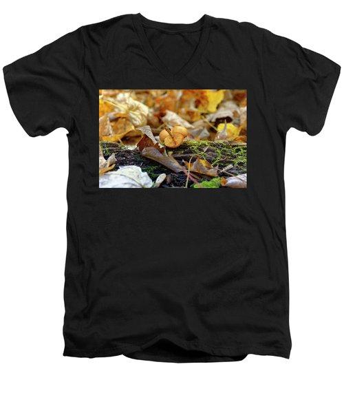 'shrooms Men's V-Neck T-Shirt