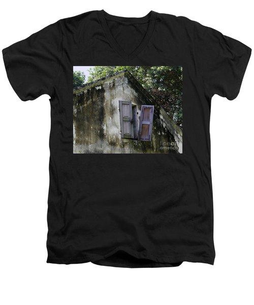 Shuttered #3 Men's V-Neck T-Shirt