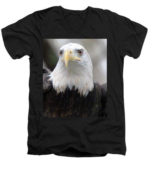 Sign Of Strength Men's V-Neck T-Shirt