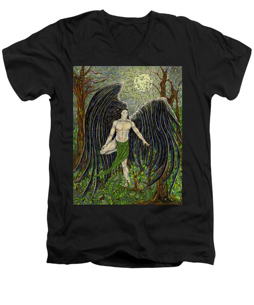 Sioros Men's V-Neck T-Shirt