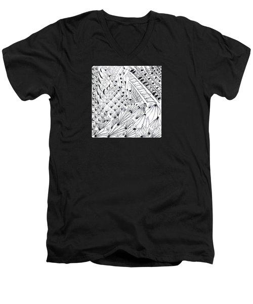 Sister Tangle Men's V-Neck T-Shirt
