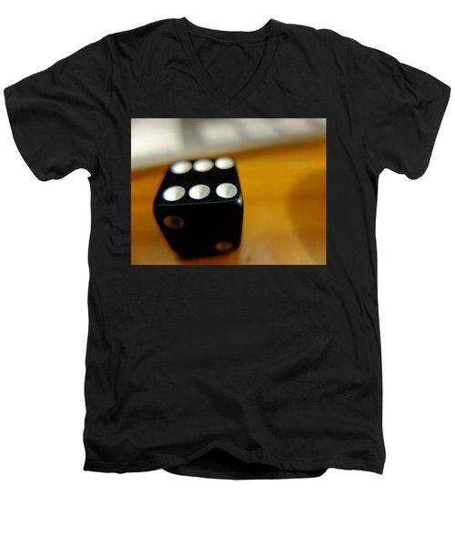 Six Sider Men's V-Neck T-Shirt