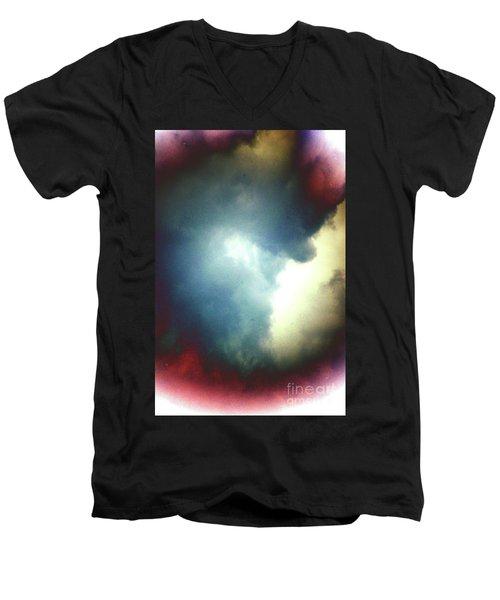 Skeyeball Men's V-Neck T-Shirt