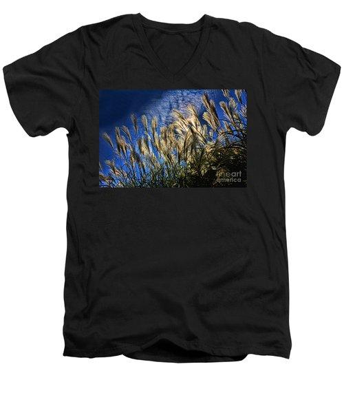 Sky Dusters Men's V-Neck T-Shirt