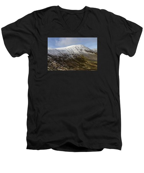 Slieve Commedagh Men's V-Neck T-Shirt