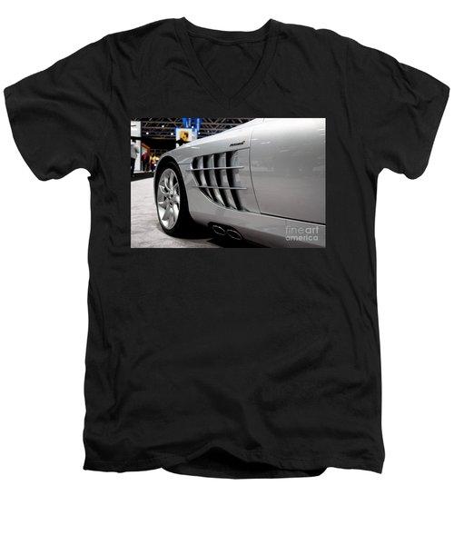 SLR Men's V-Neck T-Shirt