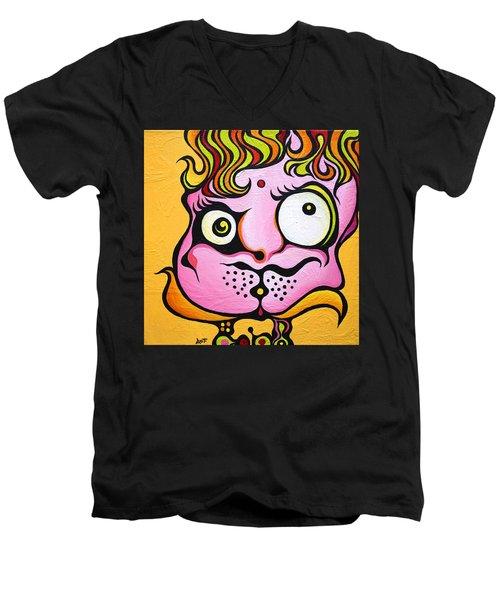 Smelly Nellie Men's V-Neck T-Shirt