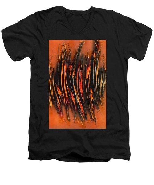 Snap-crackle And Pop Men's V-Neck T-Shirt