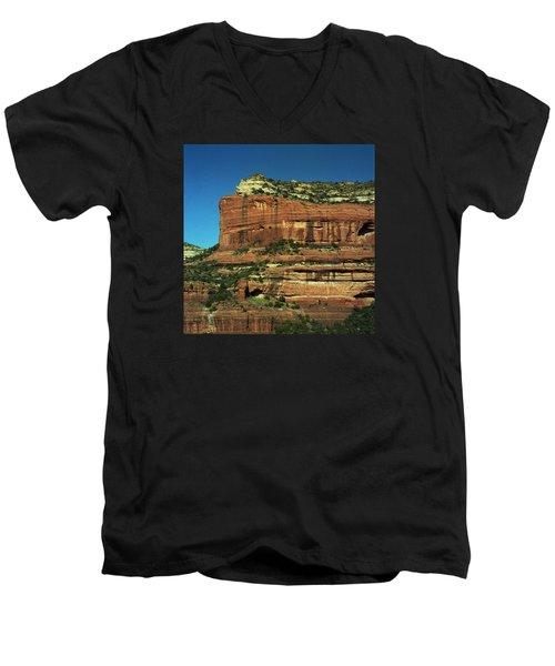 Sodona Az Men's V-Neck T-Shirt
