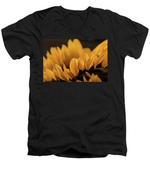 Soft Summer Light Men's V-Neck T-Shirt
