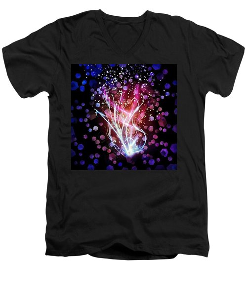 Something For You Men's V-Neck T-Shirt