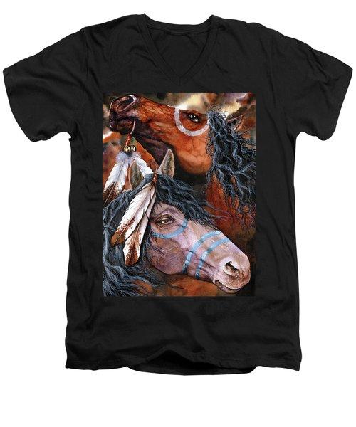 Something In The Air Men's V-Neck T-Shirt