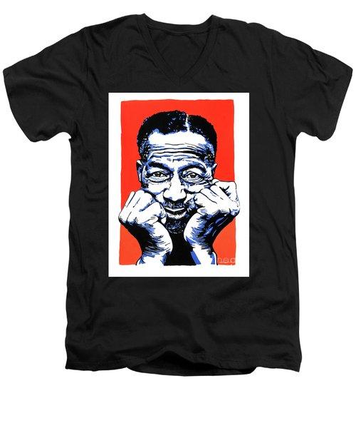 Son House. Men's V-Neck T-Shirt