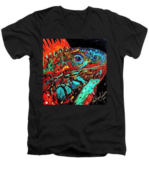 Son Of Iggy Men's V-Neck T-Shirt