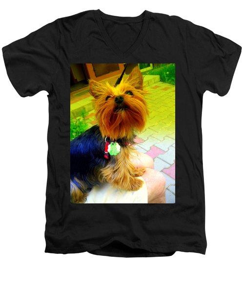 Sonia Men's V-Neck T-Shirt