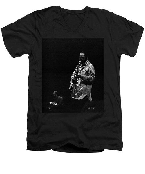 Sonny Rollins Men's V-Neck T-Shirt