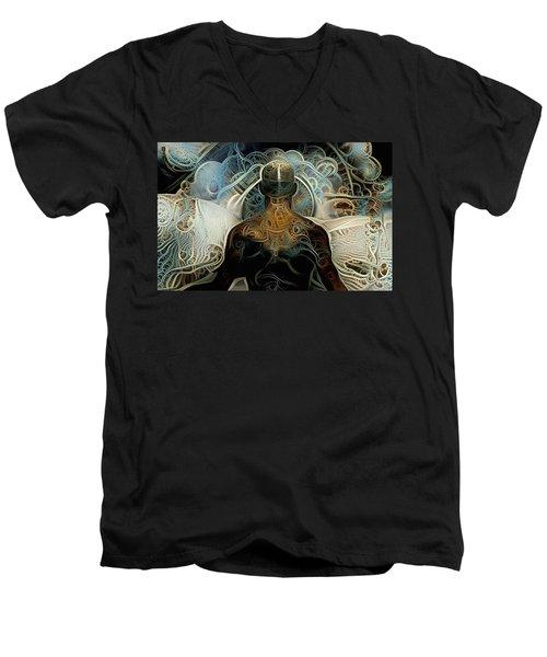 Soul Journey Men's V-Neck T-Shirt