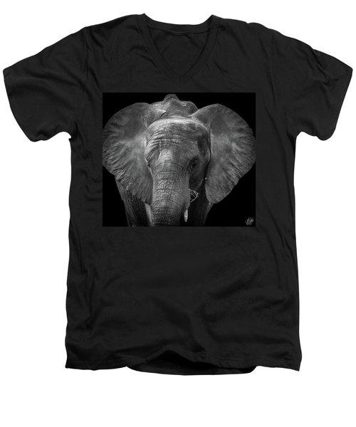 Soul Of The Planet, No. 11 Men's V-Neck T-Shirt