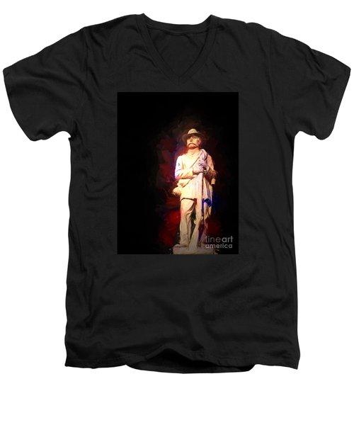 Southern Gent Men's V-Neck T-Shirt