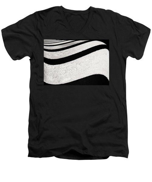 Space Geometry #16 Men's V-Neck T-Shirt