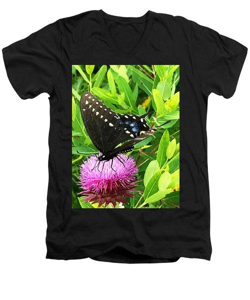 Special Needs Men's V-Neck T-Shirt