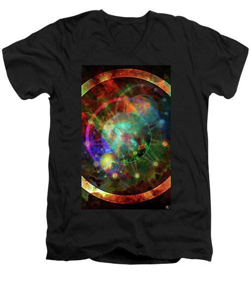 Sphere Of The Unknown Men's V-Neck T-Shirt