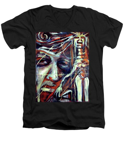 Spirit Guide 2 Men's V-Neck T-Shirt