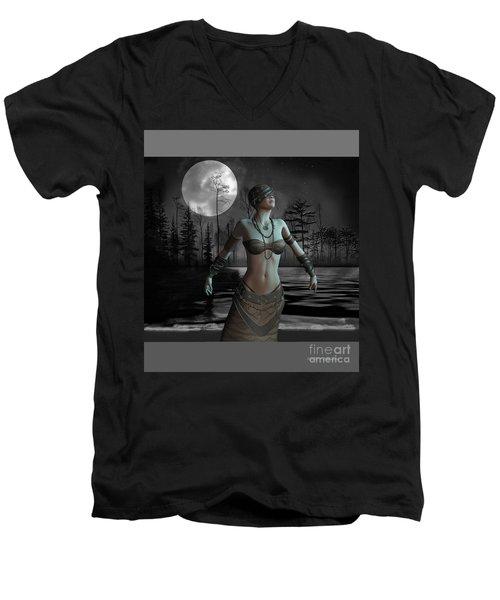 Spoils Of War Men's V-Neck T-Shirt
