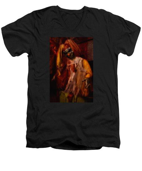 Spoils, The Clown Men's V-Neck T-Shirt